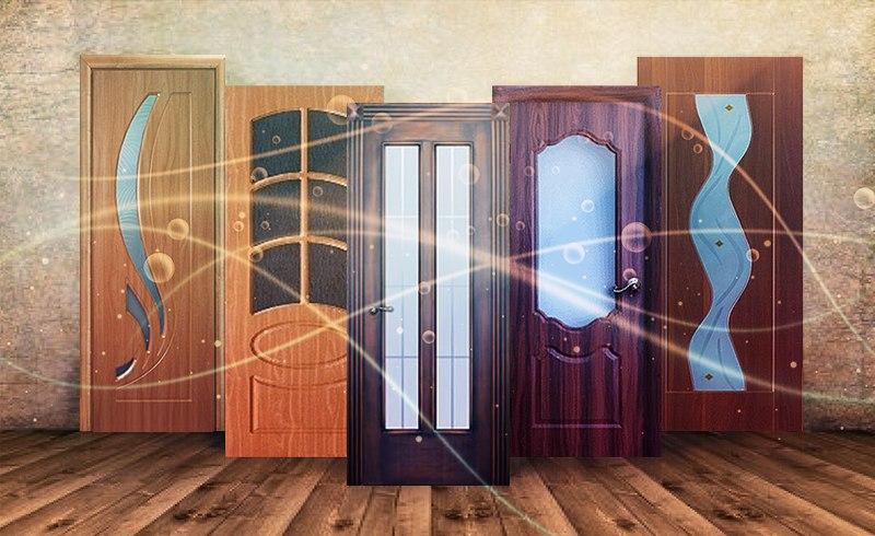 Двери входные и межкомнатные фото