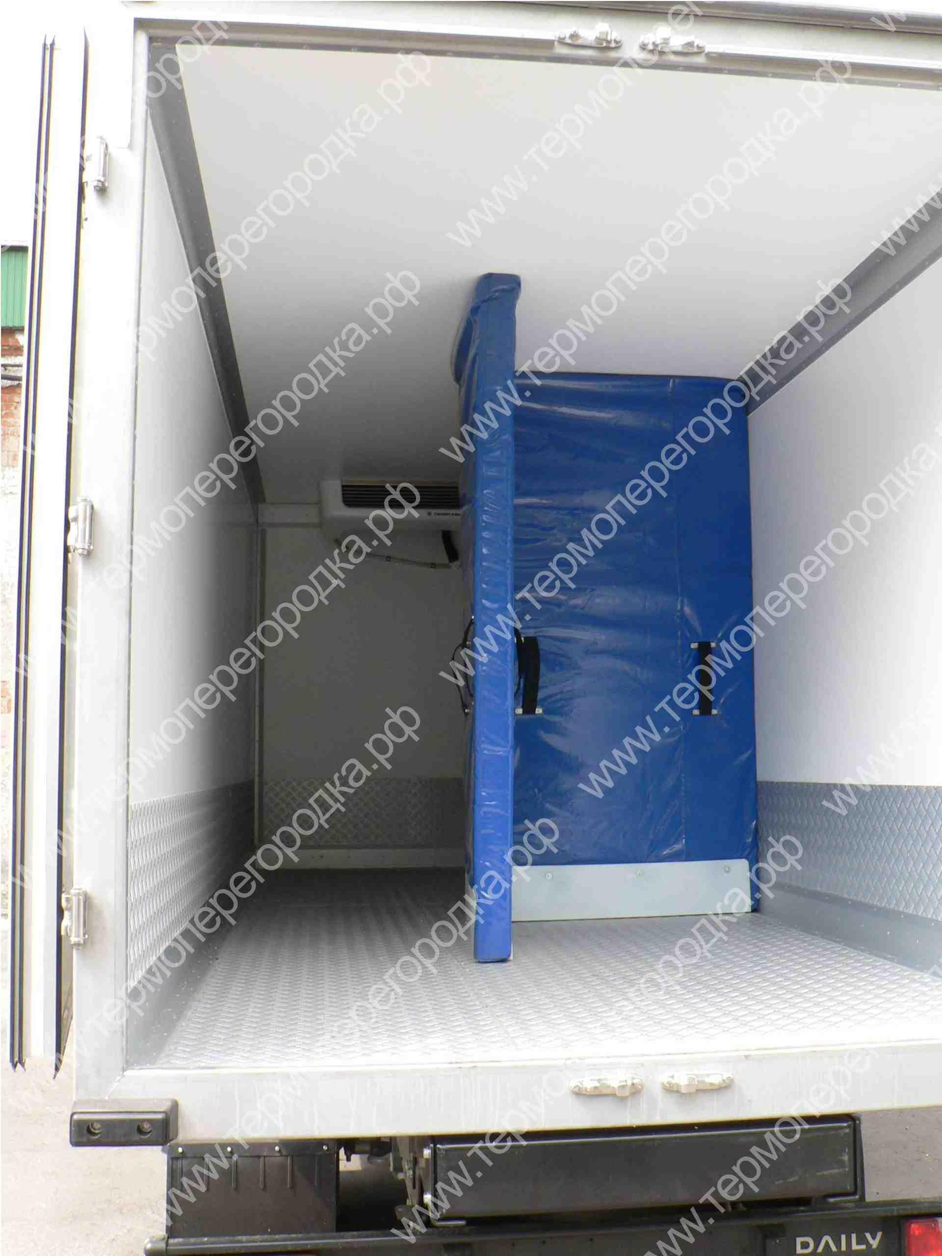 Как правильно сделать изотермический фургон