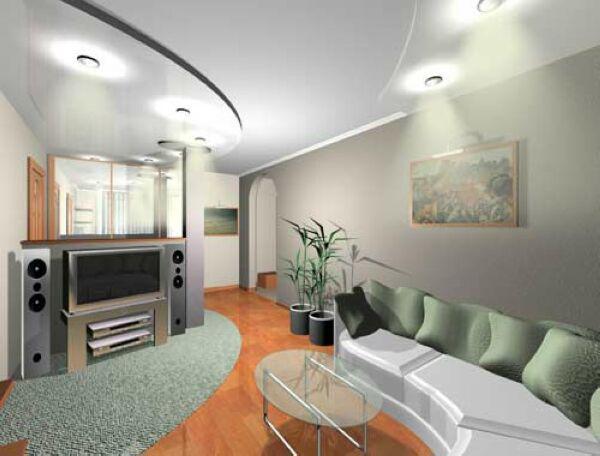 Смотреть дизайн ремонта квартир