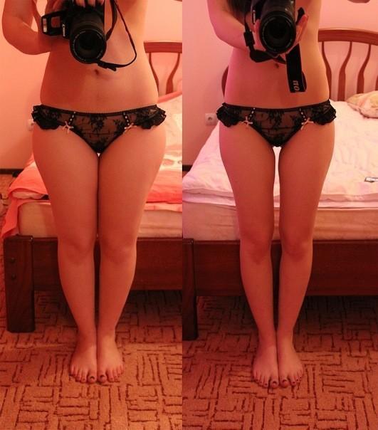 Как похудеть бока и ноги