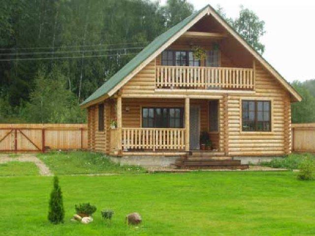 Как построить дом в деревне своими руками
