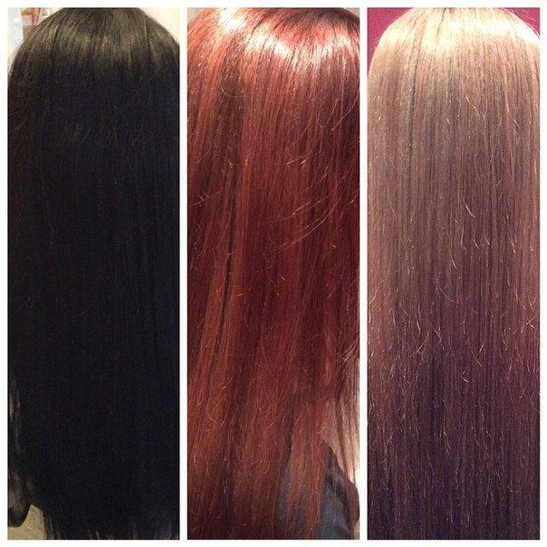 Как быстро смыть краску с волос в домашних условиях? Чем можно смыть рыжую, черную, светлую краску с волос?
