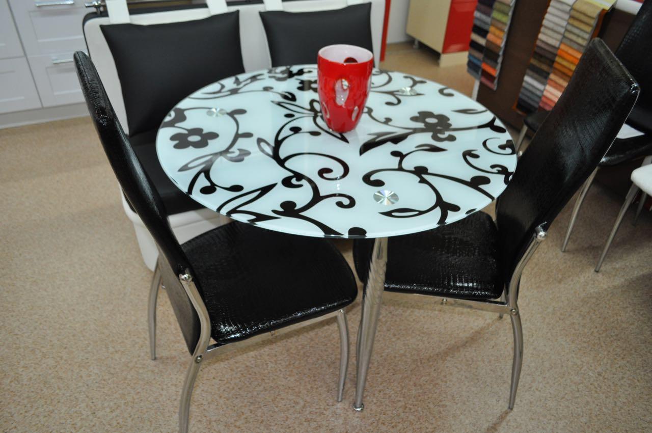 Столы из стекла - 5 950 руб. - москва - Янтерес.