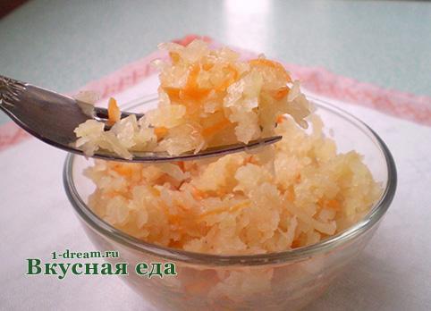 как вкусно посолить капусту на зиму