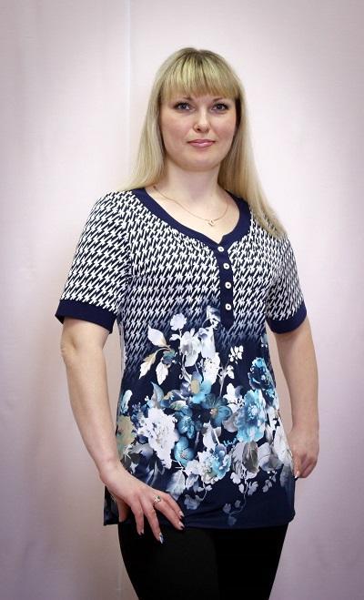 Женские Блузки Больших Размеров Оптом В Новосибирске