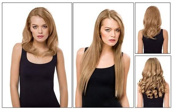 Волосы на заколках натуральные отзывы